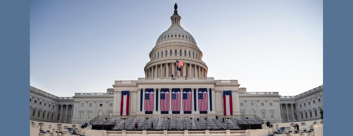 Watch the U.S. Presidential Inauguration