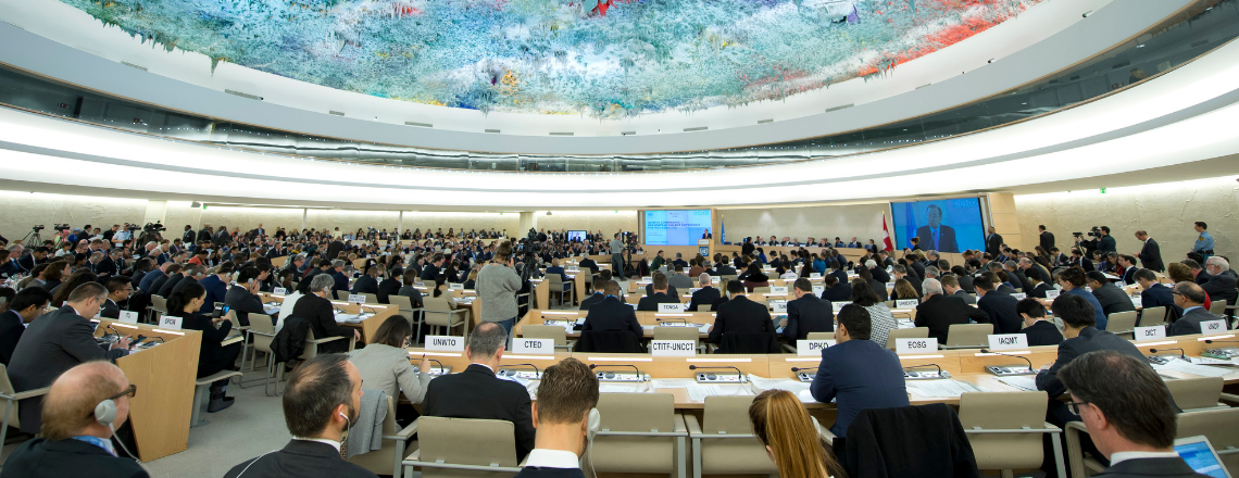 U.S. Decision To Reengage with the UN Human Rights Council