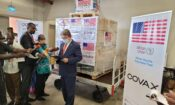 2021-07-29 Amb. Whitaker Vaccine Donation 1