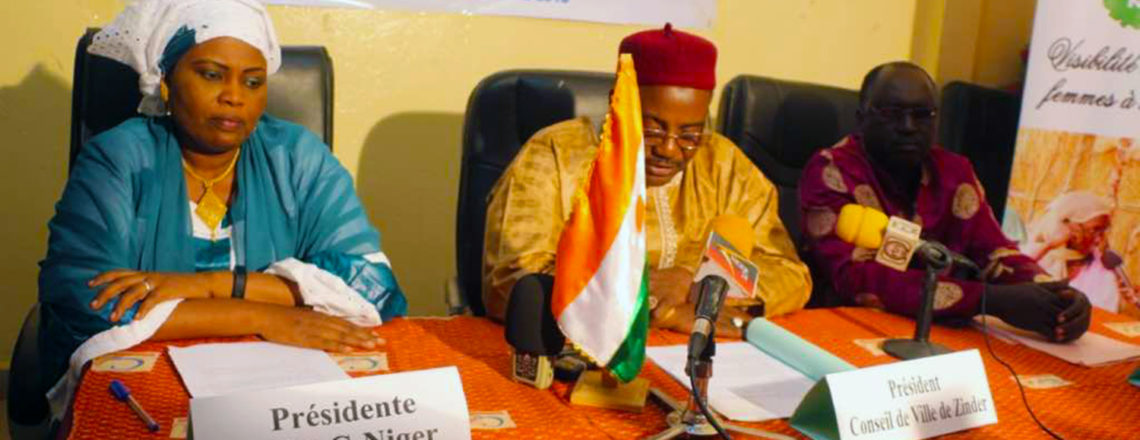 U.S. Embassy Niamey Funds Journalists' Workshop in Zinder