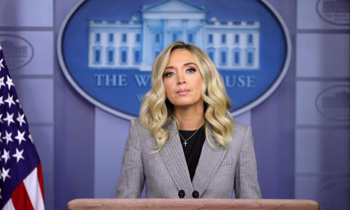 Excerpt from the White House press briefing with Press Secretary Kayleigh  MCEnany on 9/9/2020 | U.S. Embassy in Belarus