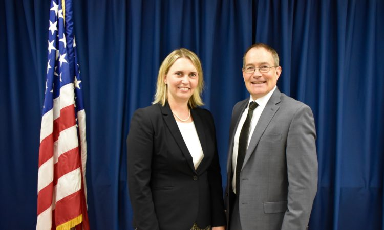 Deputy Assistant Secretary of State for Europe and Eurasia Bridget Brink