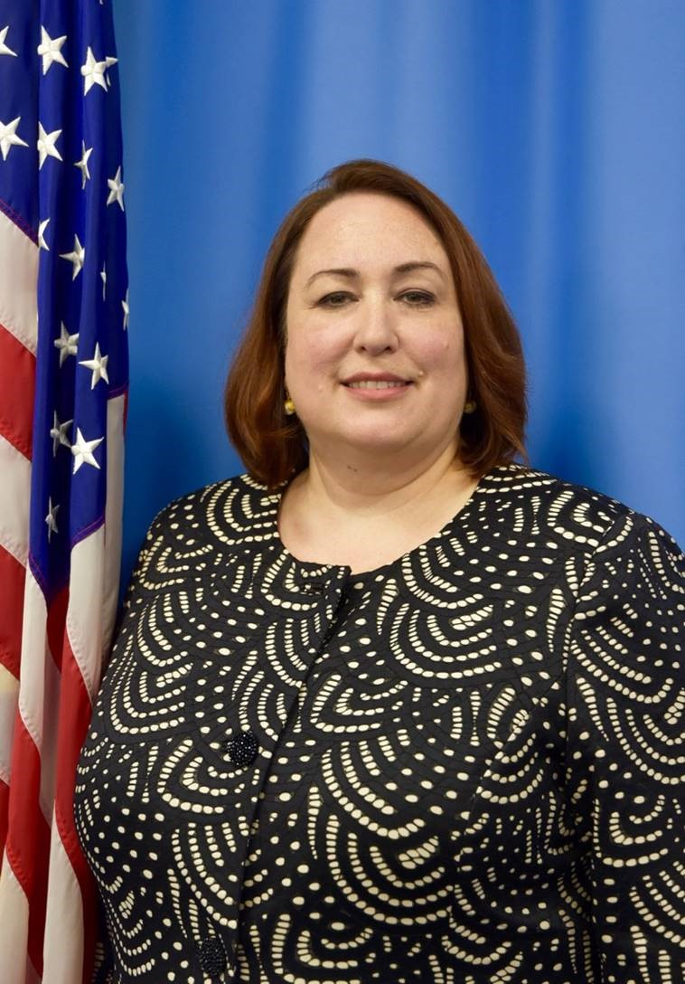 Photo of Chargé d'affaires Jenifer H. Moore