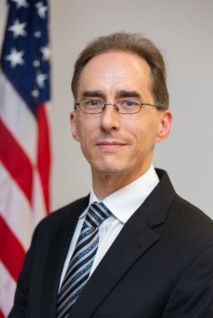 Photo of Chargé d'affaires Jeffrey Giauque