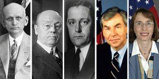 Portraits of U.S. ambassadors