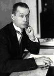 Portrait of John Van A. MacMurray