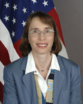 Portrait of Judith G. Garber.