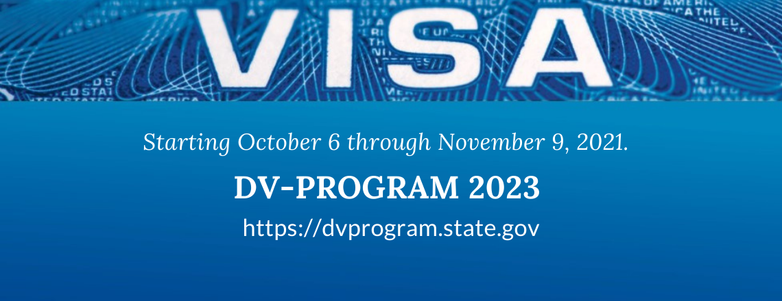DV-Program 2023 Announced