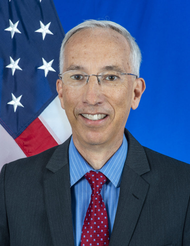 Photo of Ambassador John L. Carwile