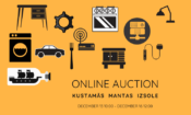 Ad for the auction