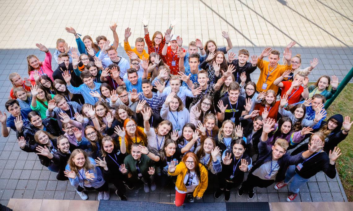 9. un 10. klašu skolēniem iespēja pieteikties FLEX apmaiņas programmai