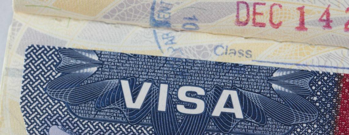 ALERT: Visa Services Suspension