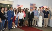 ambassador meets mepi students
