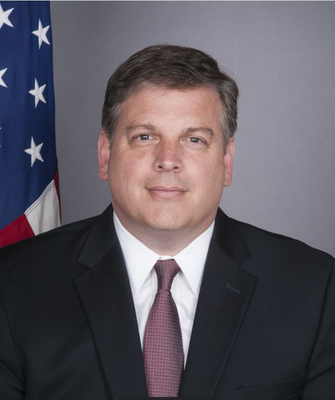 Photo of Ambassador Donald Blome