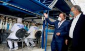 Ambassador Donald Blome visited small businesses in Tabarka and Beja
