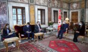 Ambassador Ghannouchi meeting