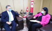 Ambassador met Minister of Fianance