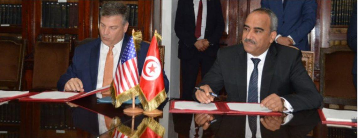 Ambassador Blome Delivers Remarks at FATCA Signing Ceremony