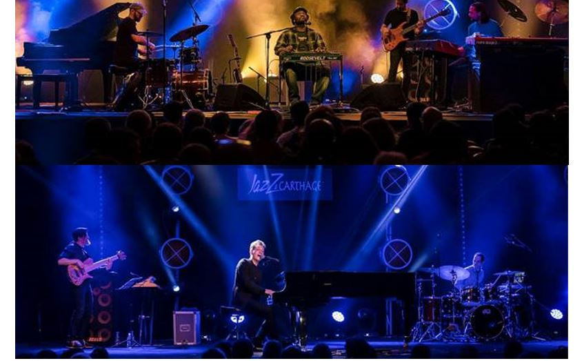 American Artists Wow Crowds At Jazz Fest U S Embassy In Tunisia
