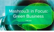 Mashou3i Green Business