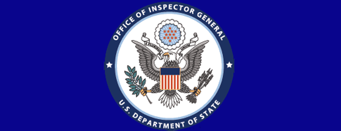 U.S. Department of State Office of the Inspector General:  Fraud Alert – Local Vendor