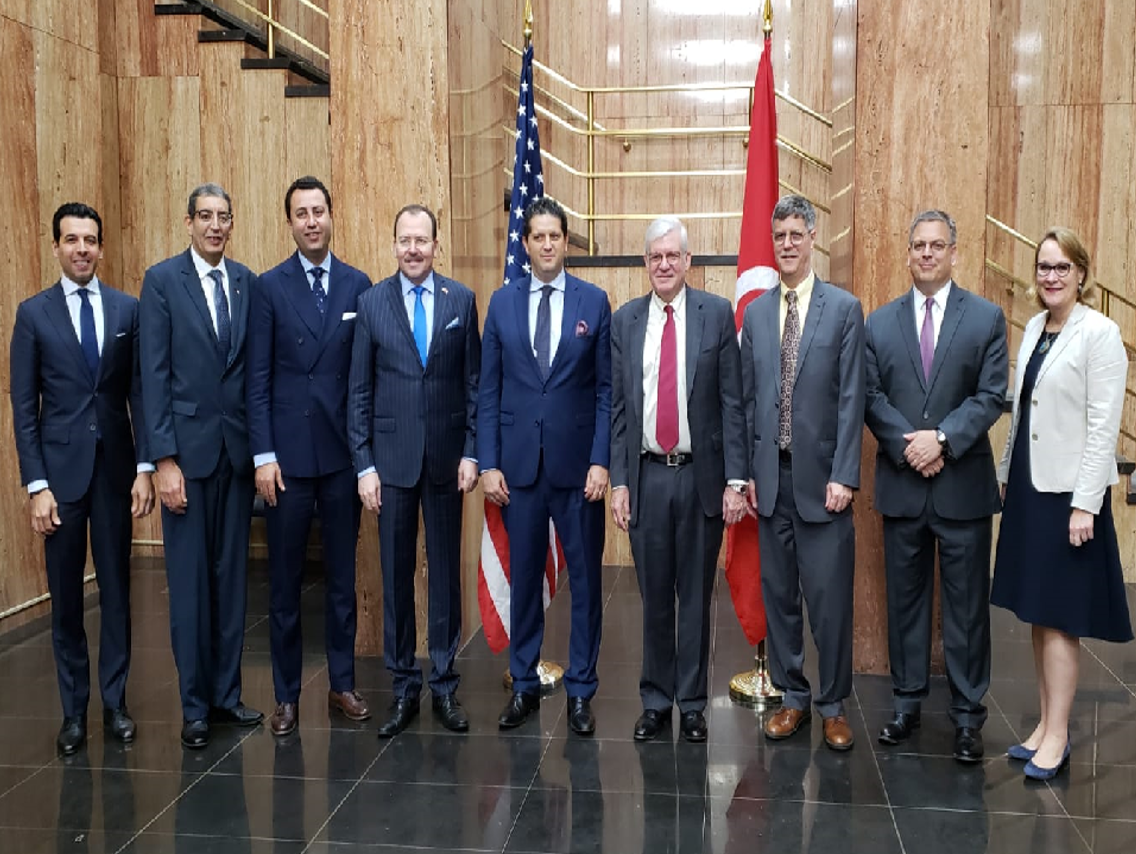 The Second Session Of The United States Tunisia Joint Economic Commission U S Embassy In Tunisia