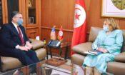 ambassador + minister of energy