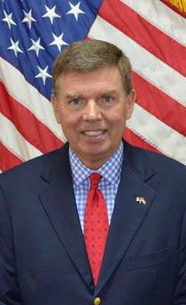 CG Mitman | U S  Embassy & Consulates in Saudi Arabia