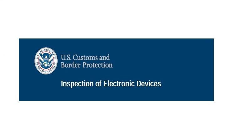 U S  Customs and Border Protection - Inspection of