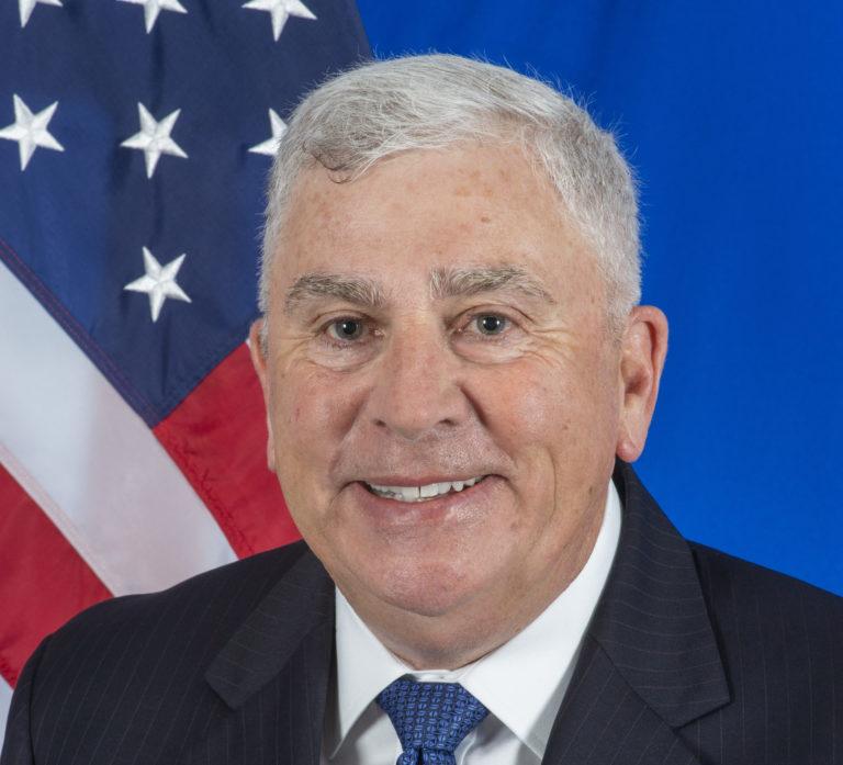 Photo of U.S. Ambassador to the Kingdom of Saudi Arabia John P. Abizaid