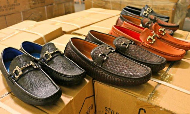 Ferragamo Shoes Seized