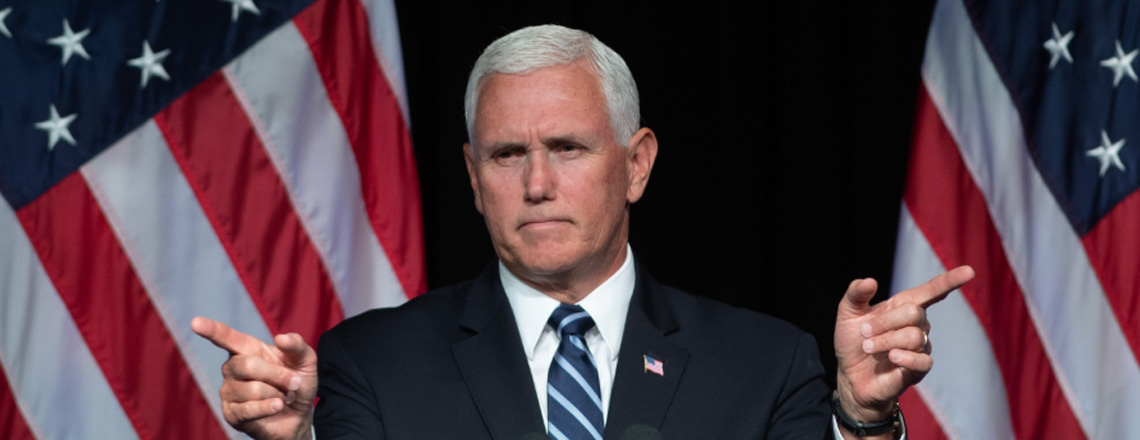 Remarks by Vice President Pence on the Crisis in Venezuela