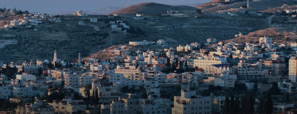 A New Vision for the Palestinian People and the Broader Middle East