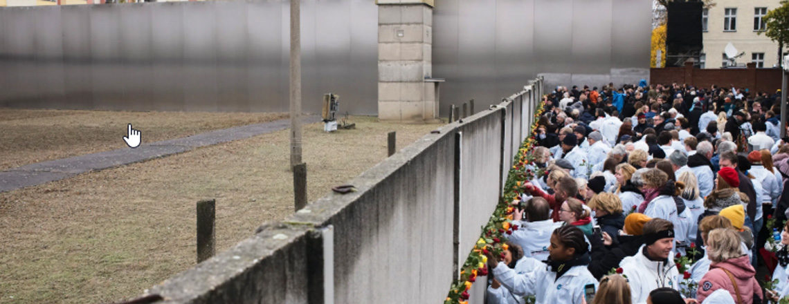 Presidential Message Commemorating the 30th Anniversary of the Fall of the Berlin Wall