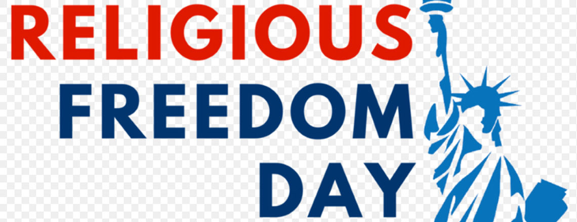 Proclamation on Religious Freedom Day, 2020