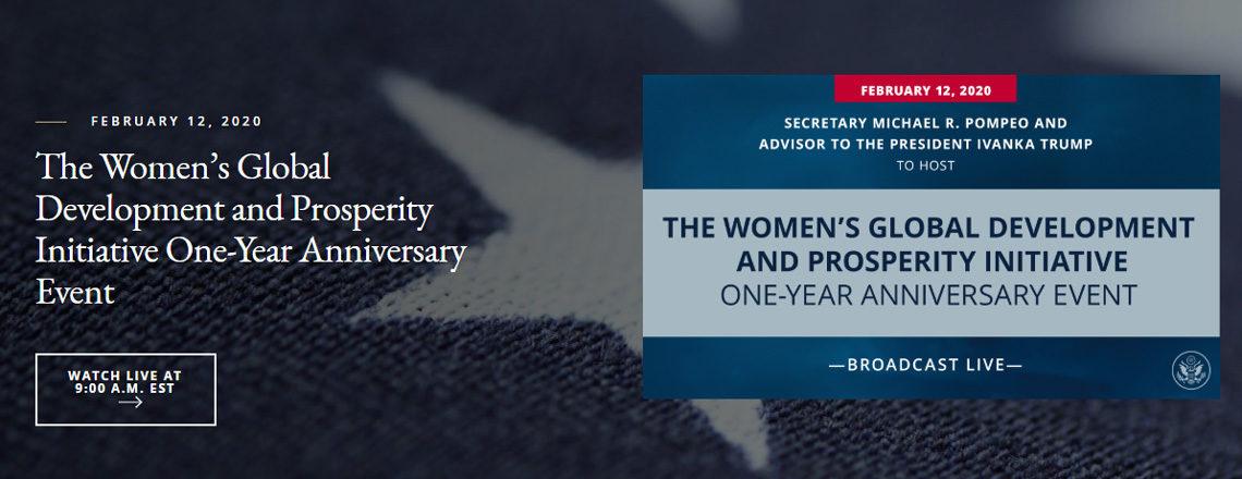 Iniziativa per la prosperità dello sviluppo globale delle donne