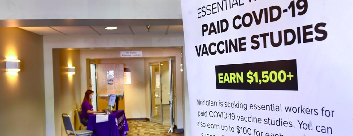 Gli Stati Uniti combattono il coronavirus in tutto il mondo