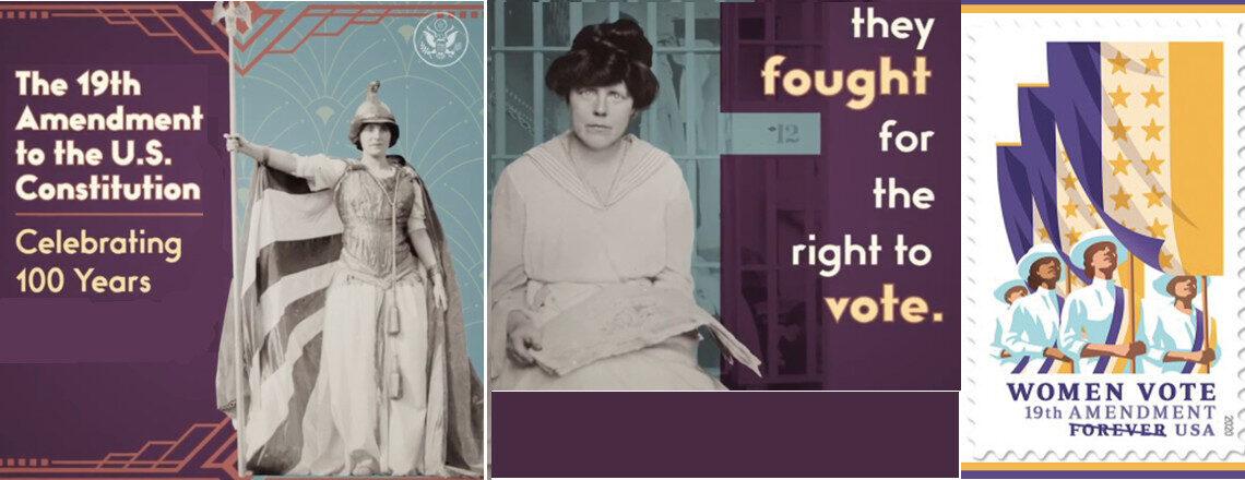 Un enorme passo avanti per le donne al voto