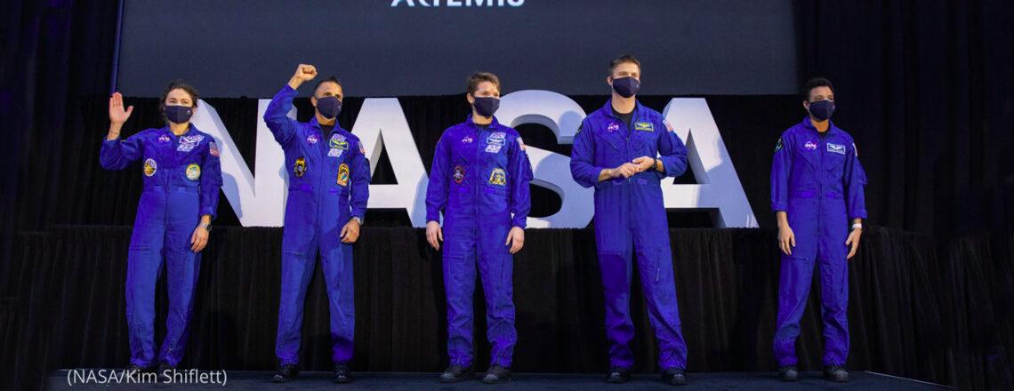 Incontra i prossimi astronauti che atterreranno sulla luna