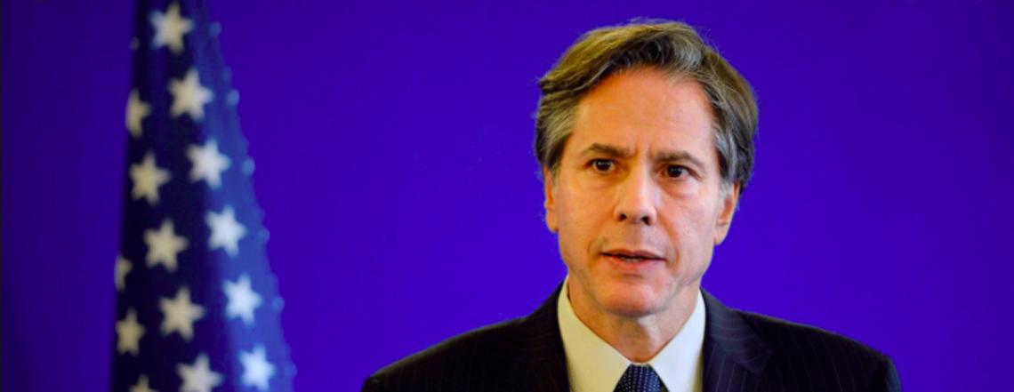 Colloquio telefonico tra il Segretario di Stato Blinken e il Ministro Di Maio