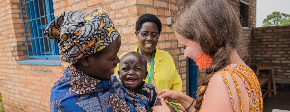 Peace Corps celebrates 60 years of global volunteerism