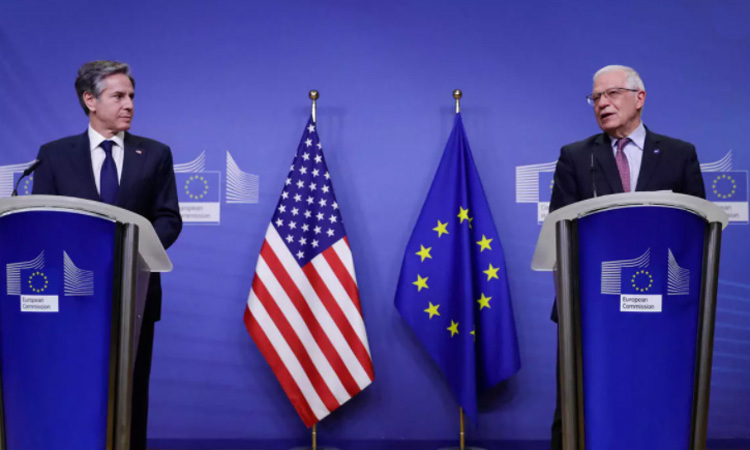 Joint Statement by the Secretary of State Blinken and EU High Representative   U.S. Embassy & Consulates in Italy