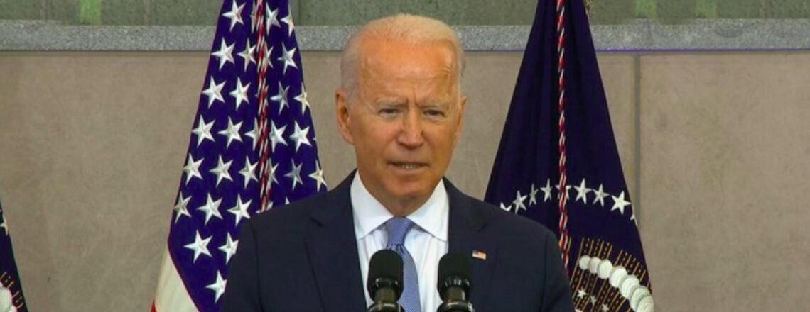 Intervento del presidente Biden sulla protezione al diritto di voto sacro e costituzionale