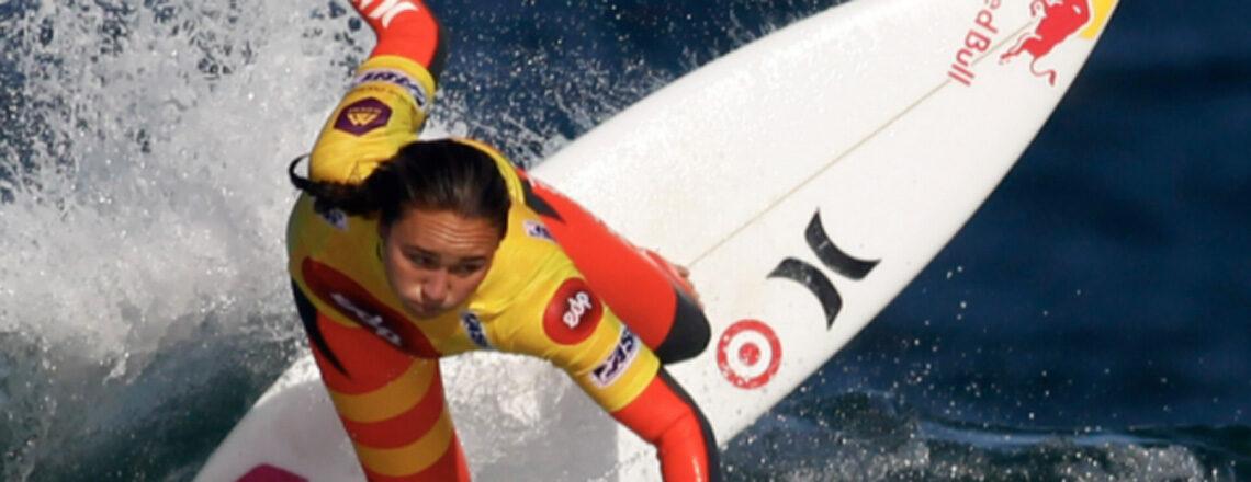 Meet Olympian Carissa Moore, world champion surfer [poster]