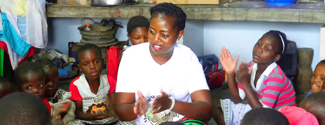 Meet 4 education 'changemakers' in Africa