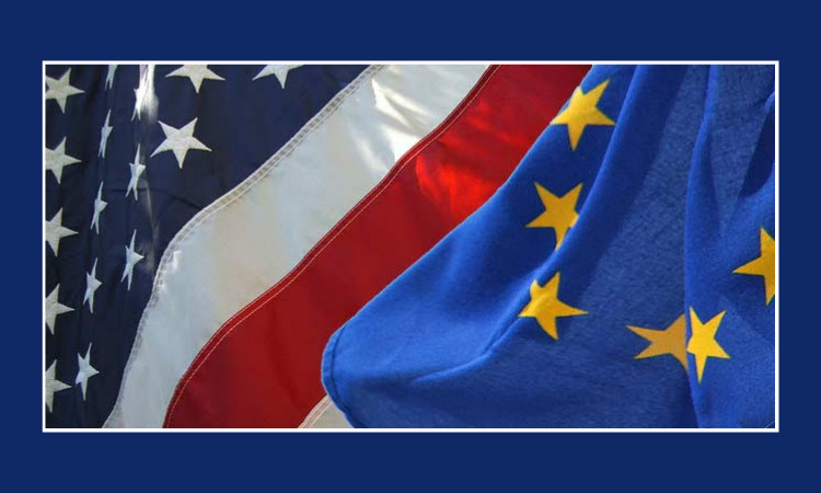 US EU flags (USNATO)