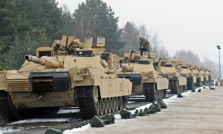 3/4 ID tanks in Poland