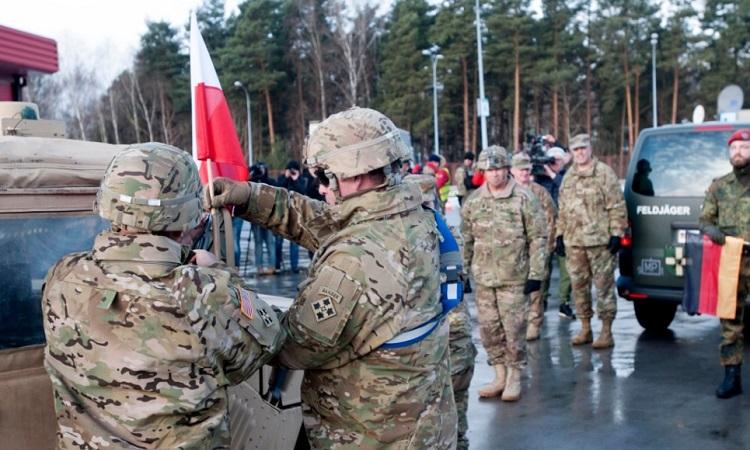 European Commander: U.S. Armored Brigade in Poland 'Significant ...