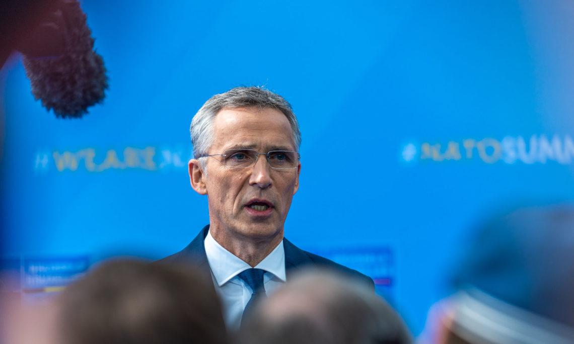 Secretary General Stoltenberg