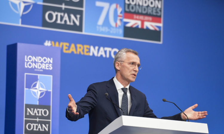 Secretary General Jens Stoltenberg's Press Conference